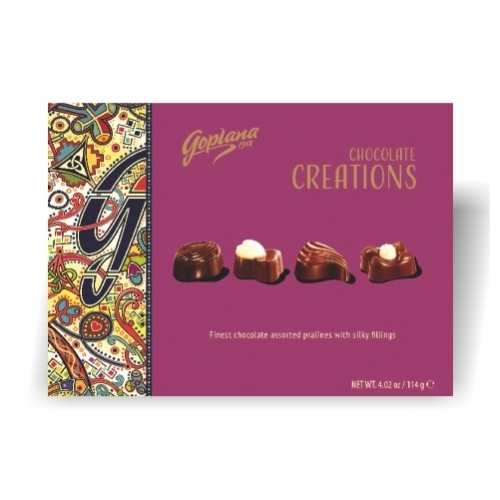 Goplana Chocolate Creations praliné 114g
