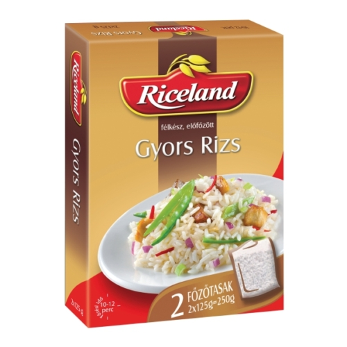 Riceland rizs gyors             250g