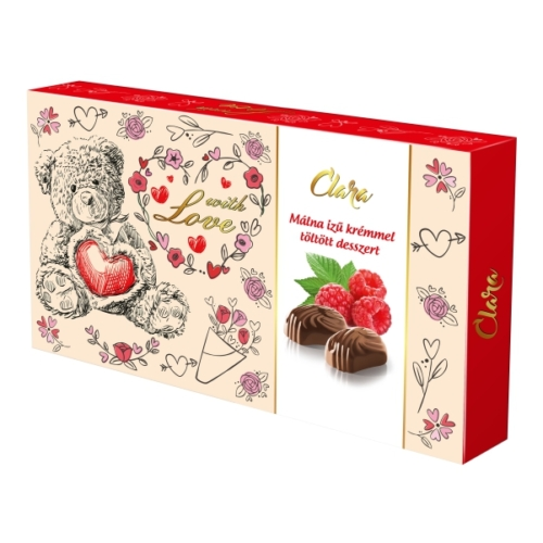 Clara With Love desszert 125g