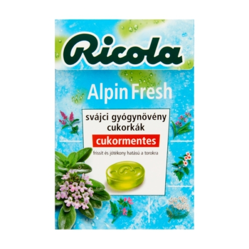 Ricola Alpin Fresh 40g