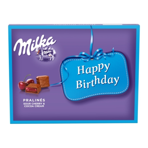 Milka Desszet Happy Birthday 110g