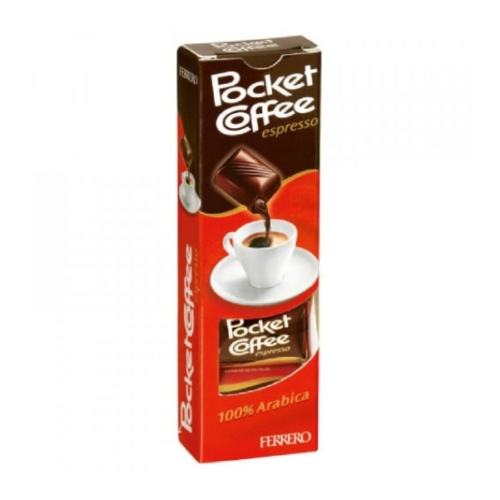 POCKET COFFE T5 62,5G