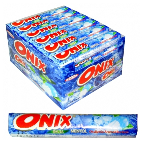 Onix Salsa Mentolos cukor 20g