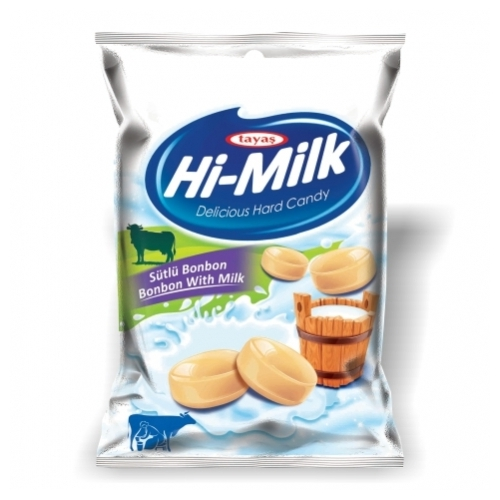 Hi-MilkBag tej ízű keménycuk. 80g